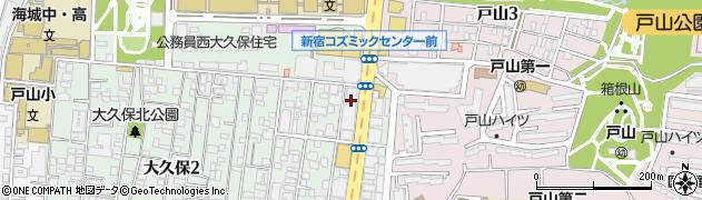 株式会社サービスメイク周辺の地図