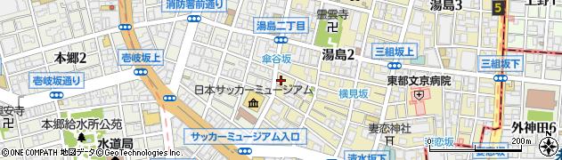 大和屋クリーニング周辺の地図