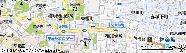 とよ田周辺の地図
