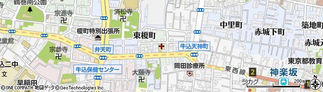 蒼海出版周辺の地図