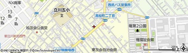 磯弁周辺の地図
