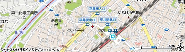 タイムアフタータイム周辺の地図
