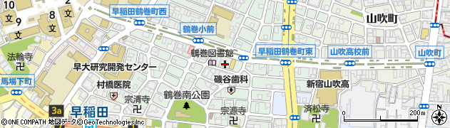 香港手作り点心チャイ周辺の地図