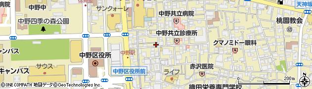 さつま中野本店周辺の地図