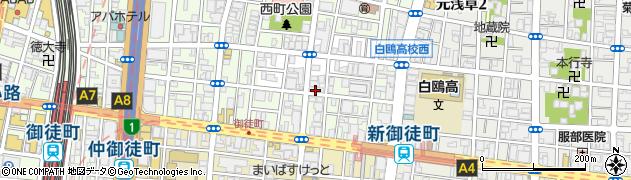 株式会社ファイブセンス(FIVESENSES)周辺の地図