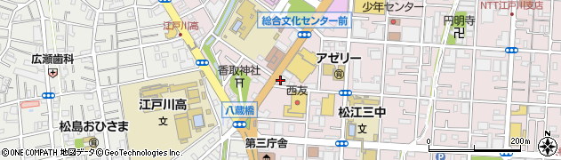 株式会社伸和商事周辺の地図