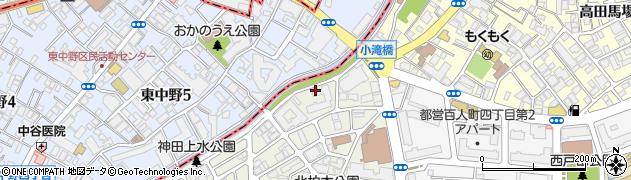 東建柏木マンション周辺の地図