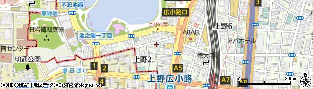 酒・肴や一周辺の地図