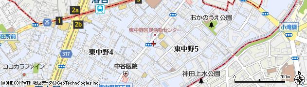 わ周辺の地図