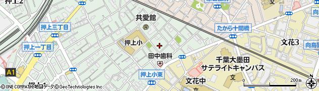 専養寺周辺の地図