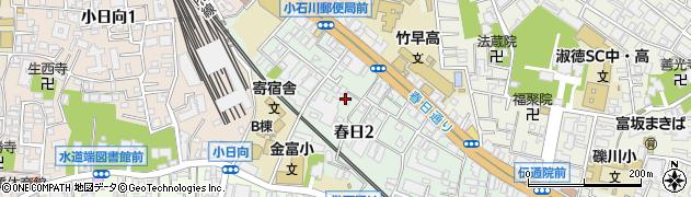 多福院周辺の地図