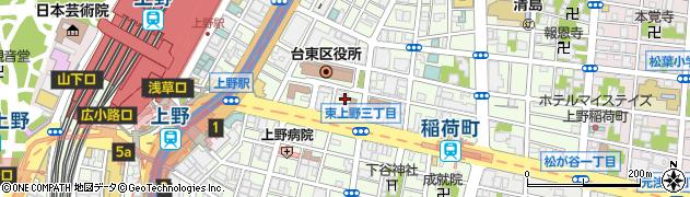 宋雲院周辺の地図