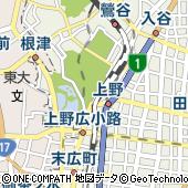 東京都台東区上野公園1-2