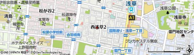 点心・爛漫周辺の地図