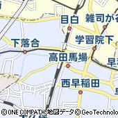 東京都新宿区高田馬場3丁目1