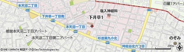 株式会社弥生周辺の地図