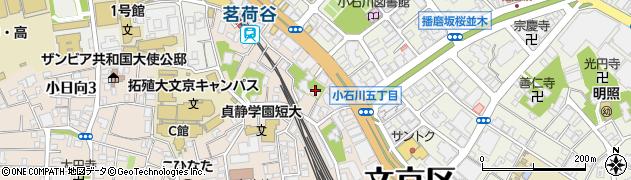 徳雲寺周辺の地図