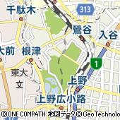 東京都台東区上野公園8-36