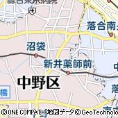 東京都中野区松が丘1丁目10-20