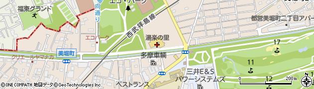 本家さぬきや 昭島店周辺の地図