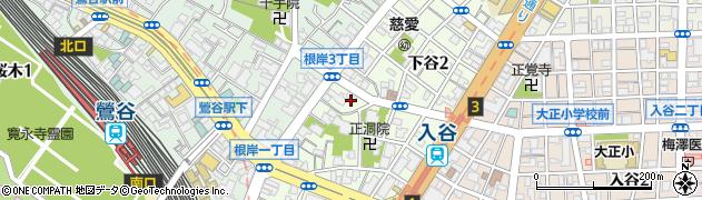 泰寿院周辺の地図