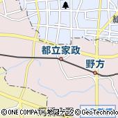 西武鉄道株式会社 都立家政駅