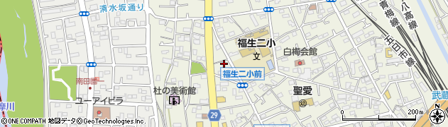 天ぷら庄作周辺の地図