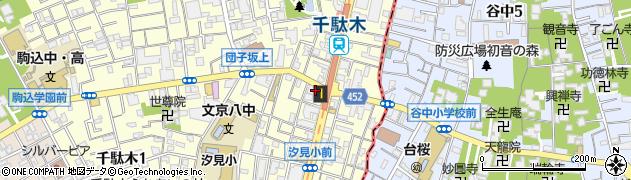 石窯ダイニングDai周辺の地図