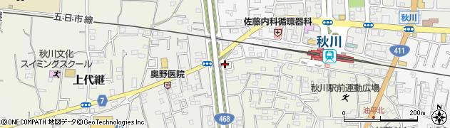 かりゆしシーサ周辺の地図