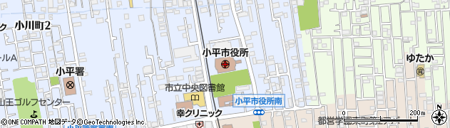 東京都小平市 天気予報