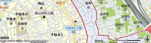 美奈子周辺の地図