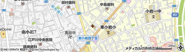 大鷲神社周辺の地図
