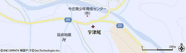智徳院周辺の地図