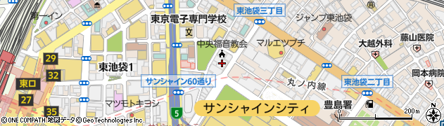 菱電商事株式会社 本社人事部周辺の地図