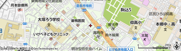 東都ビル周辺の地図