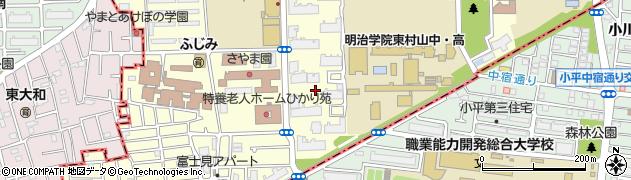 ヴィラージュ・ヴェール周辺の地図