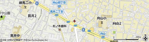倉林動物病院周辺の地図