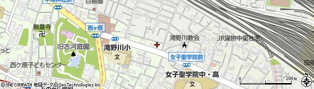 株式会社草庵周辺の地図
