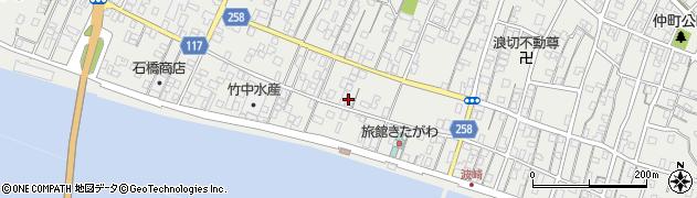 米屋食品周辺の地図