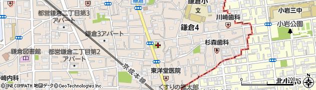 大珠院周辺の地図