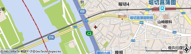 株式会社フォグドッグ周辺の地図