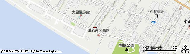 マルミヤ美容室周辺の地図