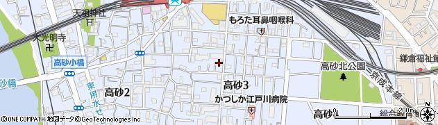 寿司ダイニングすすむ周辺の地図
