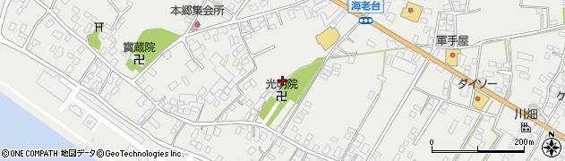 有限会社柳川タクシー周辺の地図