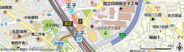 寿し屋のやすけ周辺の地図