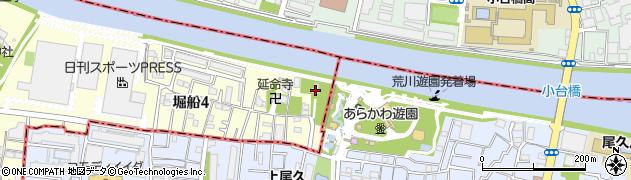 船方神社周辺の地図