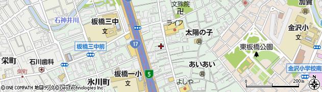 SunSunクレール周辺の地図