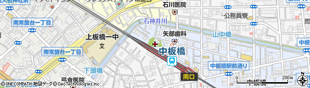 福泉寺周辺の地図