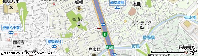 再会周辺の地図