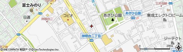市 神明台 羽村